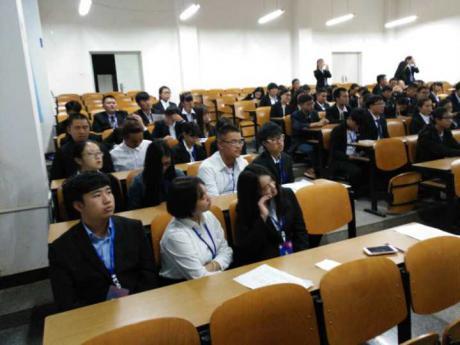 外国语学院2016-2017学年第一学期第一次大会