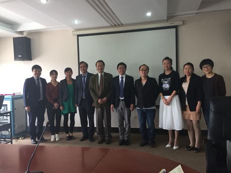 越南河内国家大学下属人文与社会科学大学代表团对我校进行访问