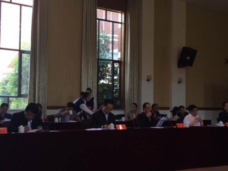 领导鞭策鼓励,学院小语种建设增动力              ----云南省小语种人才培养调研会情况通报