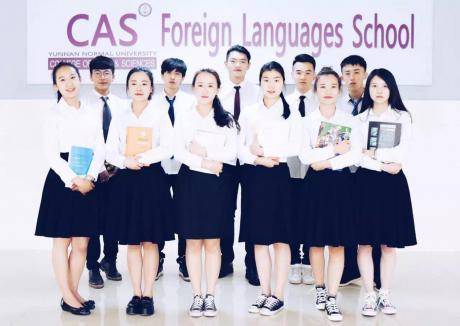 外国语学院15泰A李鸿勋