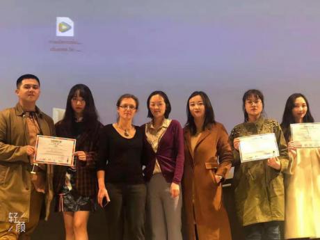 我校法语专业学生荣获全国法语诗歌翻译、戏剧、歌曲比赛大奖