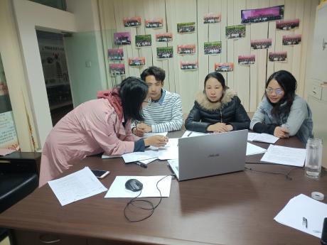 外国语学院成功举办2021年大学生职业生涯规划大赛