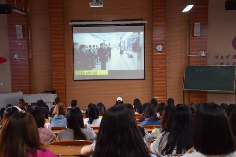 文理COP15志愿者|我校青年志愿者组织学习习近平总书记考察清华大学重要讲话精神